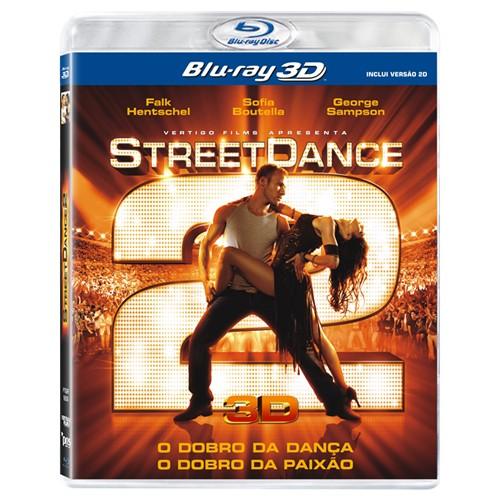 Streetdance 2 3D + 2D