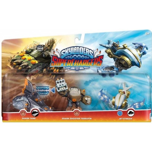 Skylanders SuperChargers Multi Pack 1
