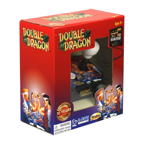 Consola Double Dragon TV Arcade Plug and Play