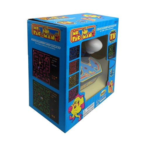 Consola Ms Pac Man TV Arcade Plug and Play