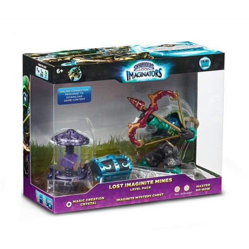 Skylanders Imaginators Adventure Pack Lost Imaginite Mines