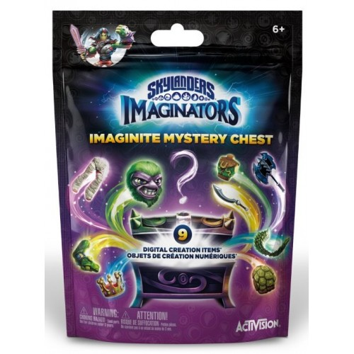 Skylanders Imaginators Treasure Chest (Sortido)