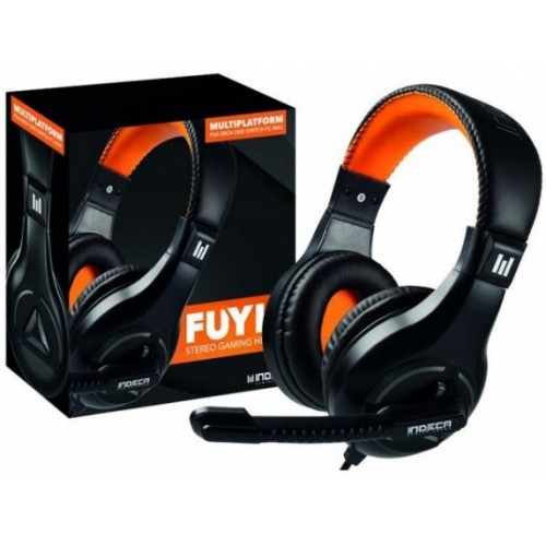 Headset Indeca Fuyin Multiplataforma