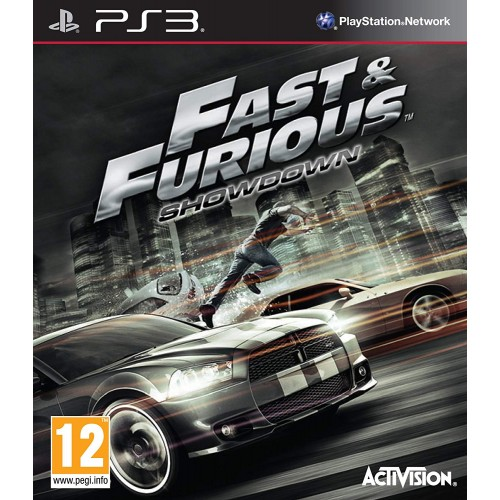 Fast & Furious Showdown PS3