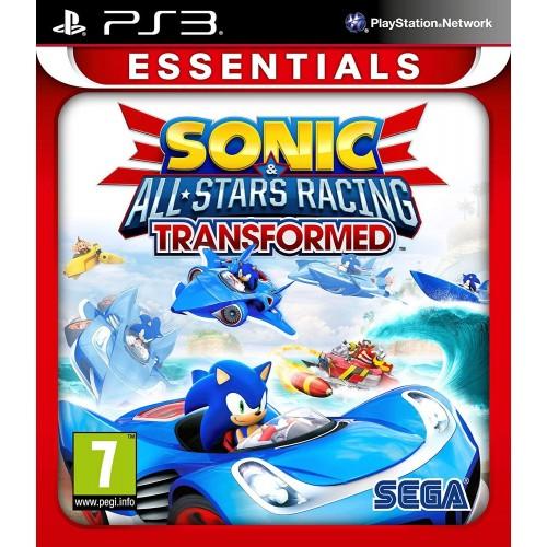 Sonic & Sega All Stars Racing Transformed PS3