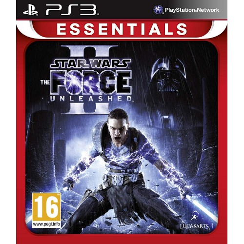 Star Wars Force Unleashed II PS3