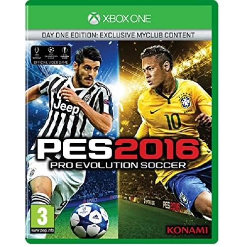 Pro Evolution Soccer 2016 PES Xbox One