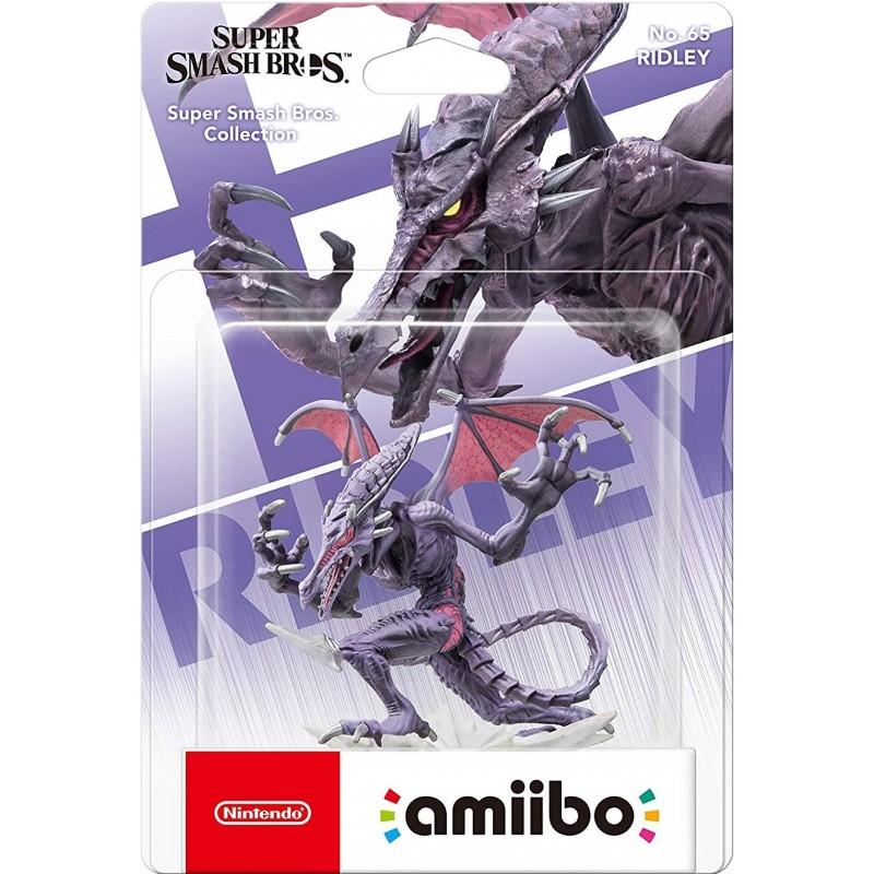 Amiibo Super Smash Bros. Ridley nº65