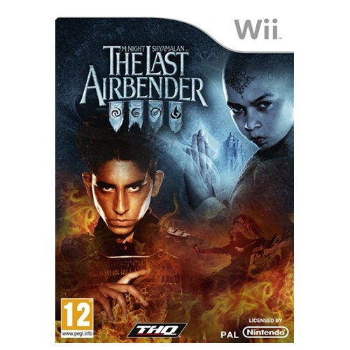 The Last Airbender USADO Nintendo Wii