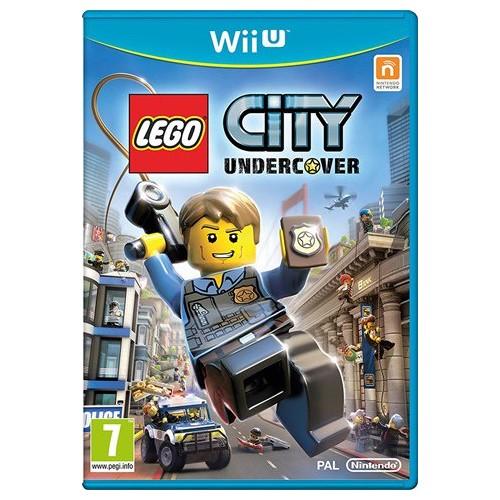 Lego City Undercover Nintendo WiiU