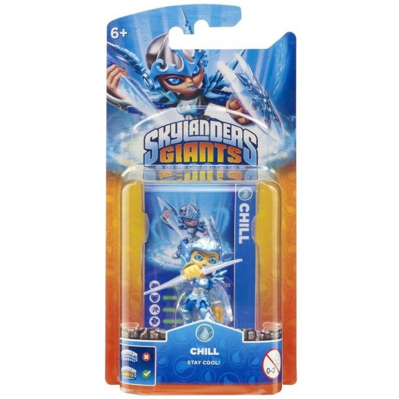 Skylanders Giants Chill