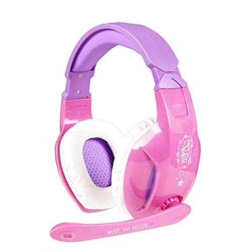Headset Indeca Disney Violetta PS3 (Multiplataforma)
