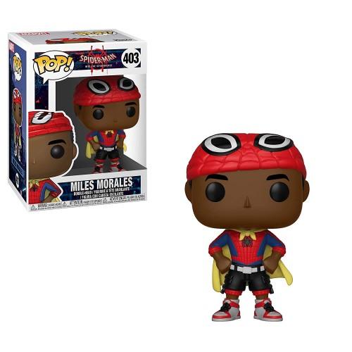Figura Funko POP Spider Man Miles Morales 403