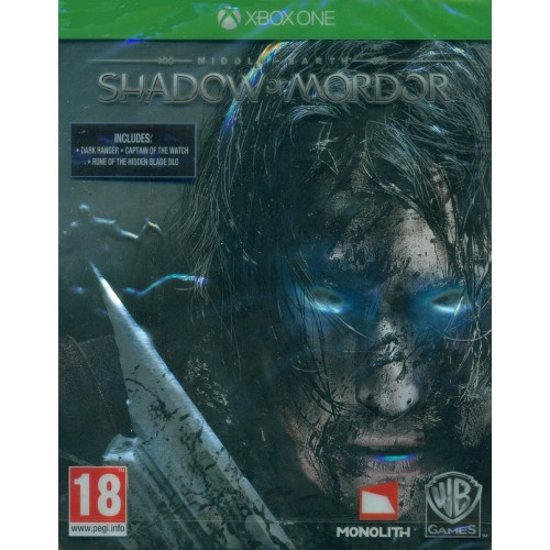 Middle Earth Shadow of Mordor Special Edition Xbox One