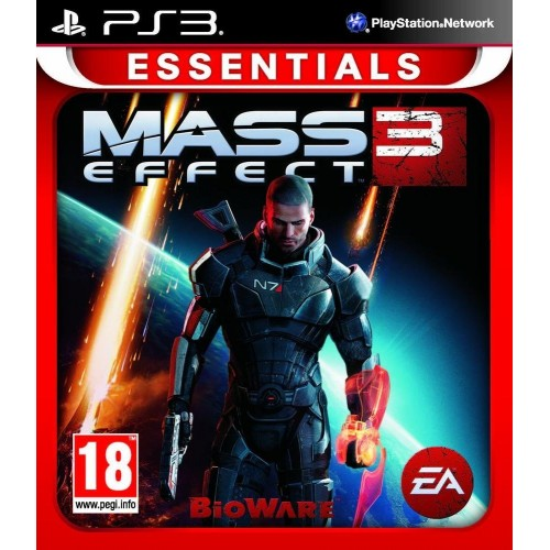 Mass Effect 3 Essentials PS3