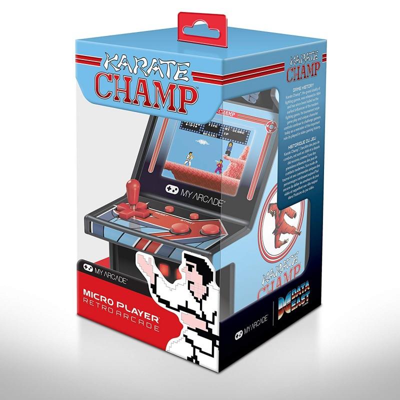 Consola Retro Arcade Micro Player Karate Champ