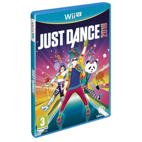 Just Dance 2018 Nintendo WiiU