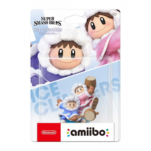 Amiibo Super Smash Bros. Ice Climber Nº68