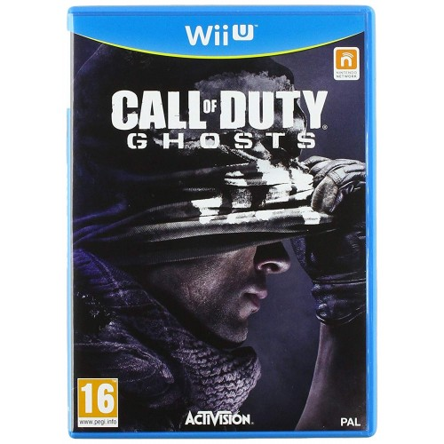 Call Of Duty Ghosts Nintendo WiiU