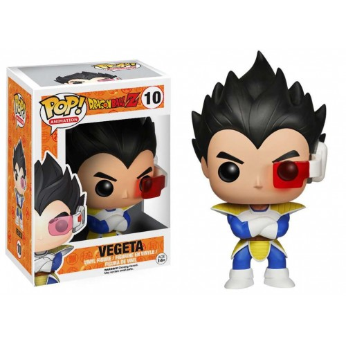 Figura Funko POP Dragon Ball Z Vegeta 10