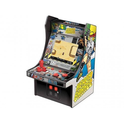 Consola Retro Arcade Micro Player Heavy Barrel