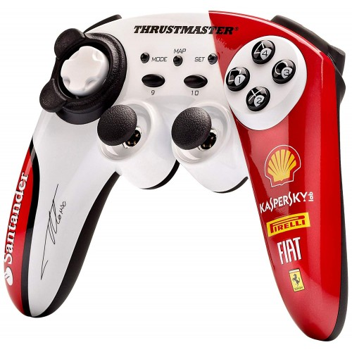 Comando Wireless Thrustmaster F1 Ferrari Alonso PS3 & PC