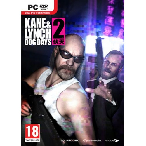 Kane & Lynch 2 Dog Days PC