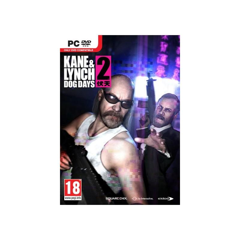 Kane & Lynch 2 Dog Days PC