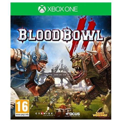Blood Bowl II USADO Xbox One