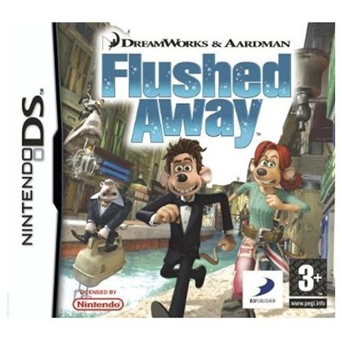Flushed Away USADO Nintendo DS
