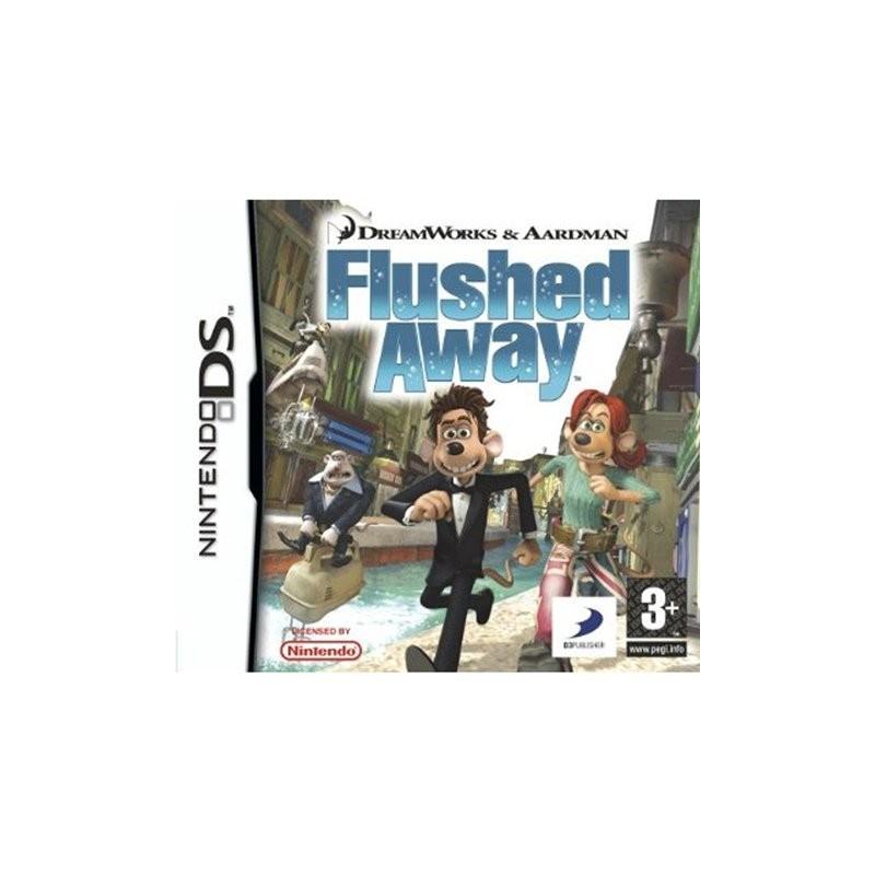 Flushed Away Nintendo DS