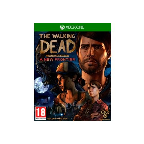The Walking Dead A New Frontier USADO Xbox One