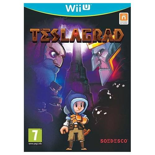 Teslagrad Wii U