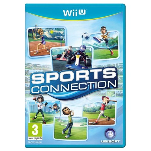 Sports Connection Wii U