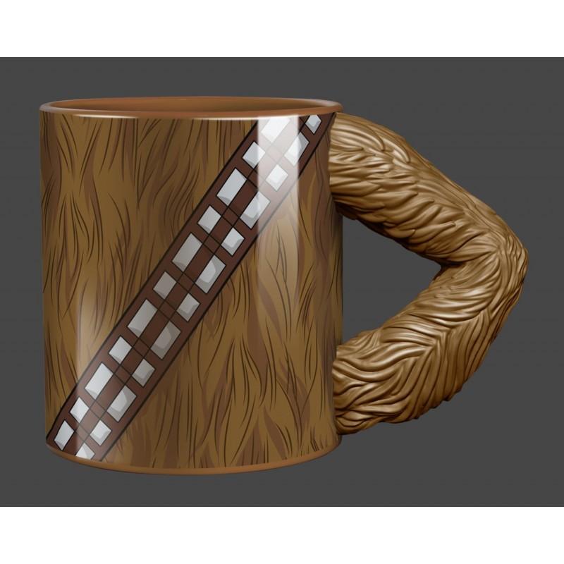 Caneca Meta Merch Star Wars Chewbacca