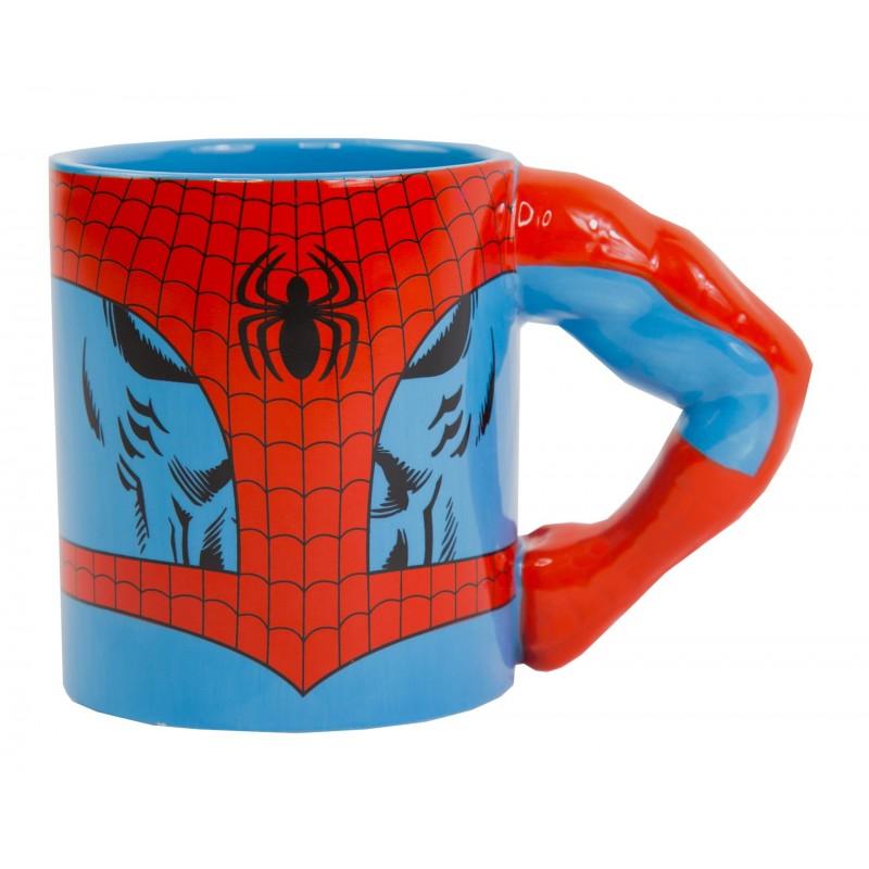 Caneca Meta Mugs Marvel Spider Man