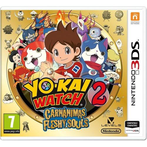 Yo-Kai Watch 2 Fleshy Souls Nintendo 3DS