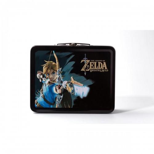 Lancheira Zelda (Caixa Metálica)