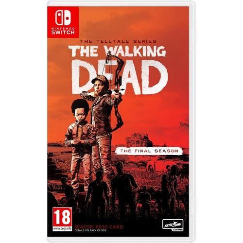 The Walking Dead The Final Season The Telltale Series Nintendo Switch