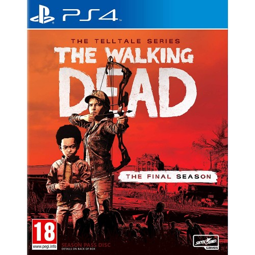 The Walking Dead The Final Season The Telltale Series