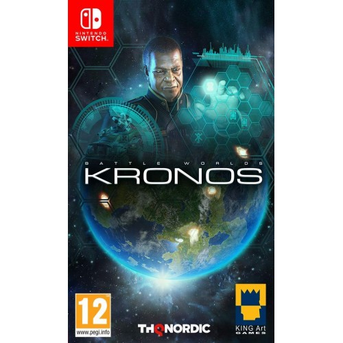 Battle Worlds Kronos Nintendo Switch (Disponível 11/06/2019)
