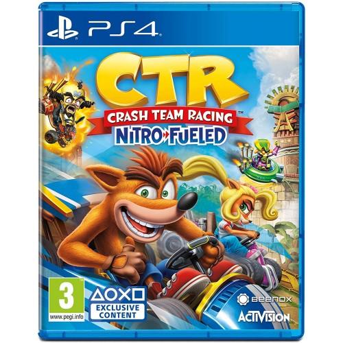 Crash Team Racing Nitro Fueled PS4