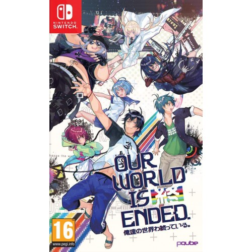 Our World Is Ended. Nintendo Switch