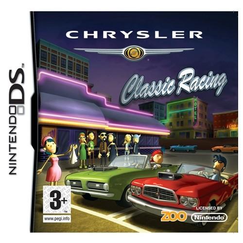 Chrysler Classic Racing Nintendo DS