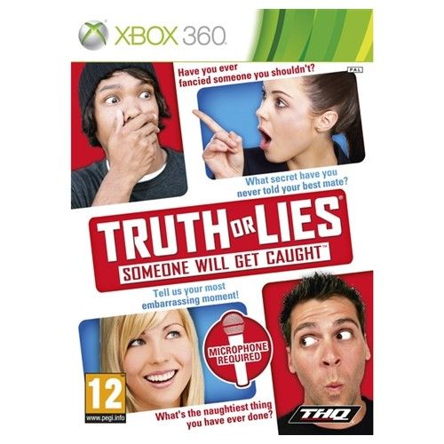 Truth or Lies Xbox 360