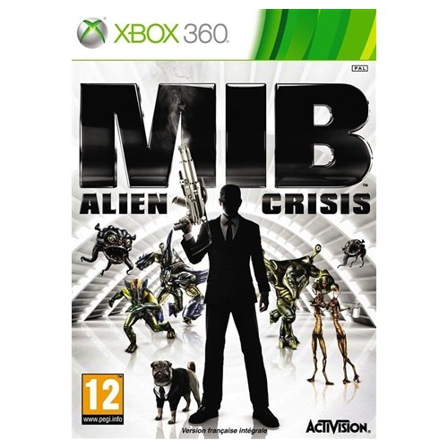 MIB Alien Crisis USADO Xbox 360