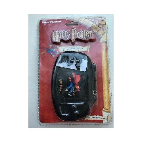 Console Case Harry Potter GameBoy Advance
