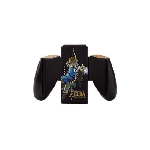 Joy Con Comfort Grip PowerA Zelda BOTW USADO Nintendo Switch