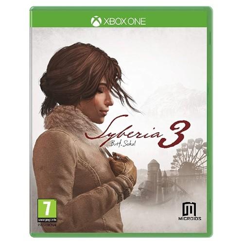 Syberia 3 USADO Xbox One