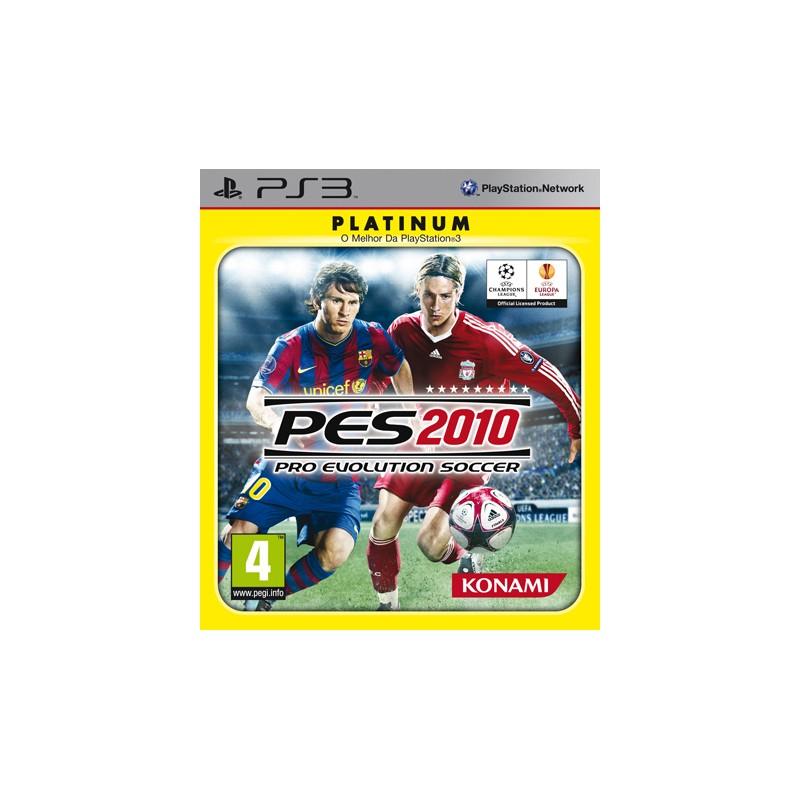 Pro Evolution Soccer 2010 PES